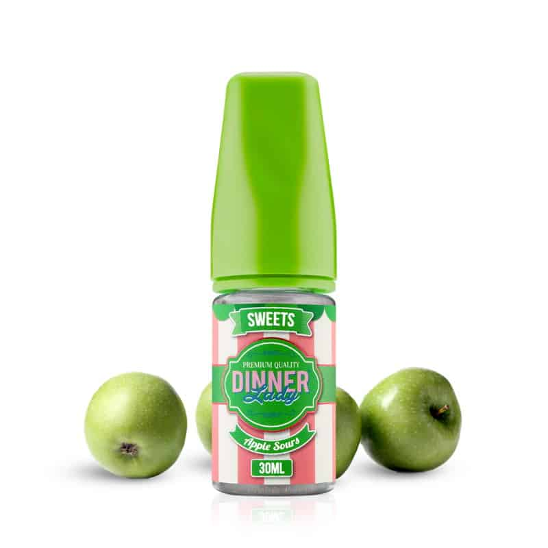 Apple Sours Dinner Lady Sweets Concentrate 30ml