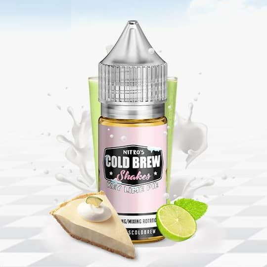Key Lime Pie Nitros Cold Brew Shakes Concentrate