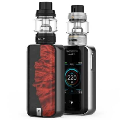 Vaporesso Luxe 2 Front Back
